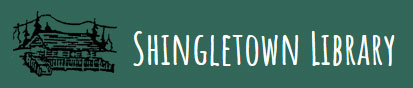 Shingletown Library Logo